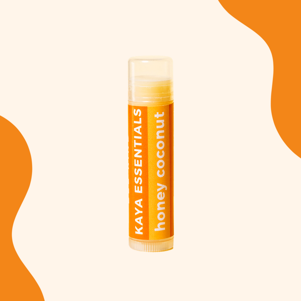Honey & Coconut Lip Balm