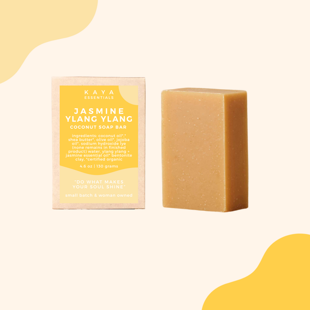 Jamine & Ylang Ylang Soap Bar