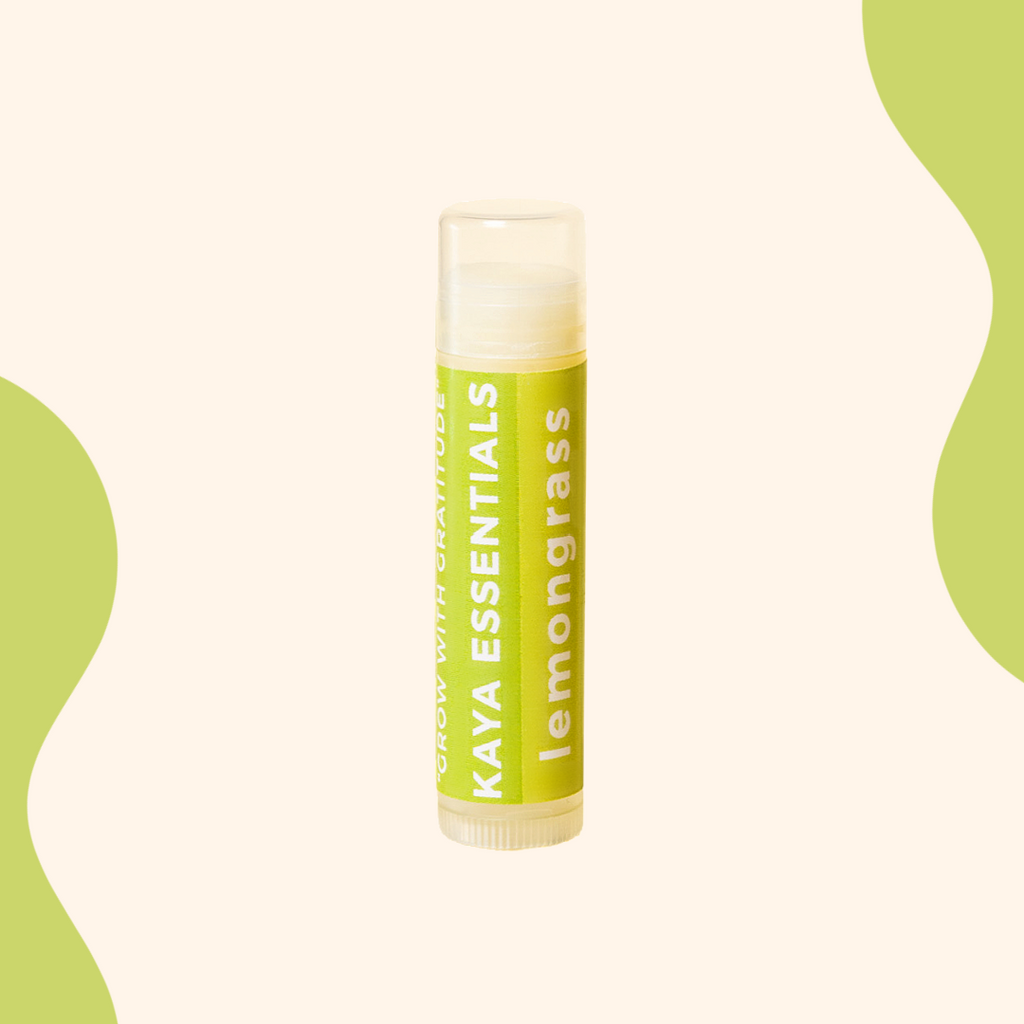 Lemongrass Lip Balm