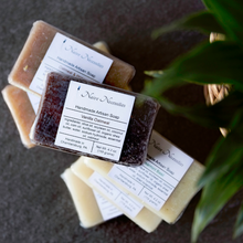Load image into Gallery viewer, Rosemary Mint Herbal Bar Soap - Naive Necessities