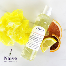 Load image into Gallery viewer, Citrus Body Wash - Naive Necessities
