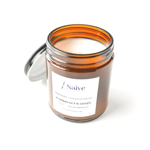 Pumpkin Nut Waffle Soy Candle - Naive Necessities