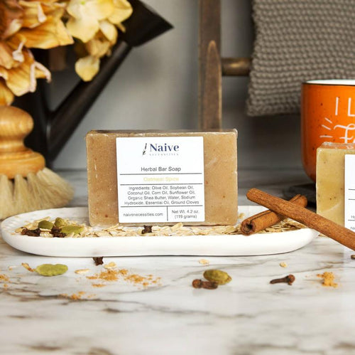 Oatmeal Spice Bar Soap