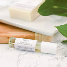 Load image into Gallery viewer, Liquid Sleep Rollerball - Aromatherapy Blends - Sleep Better - Essential Oils - Sleep Easy - Sleep Aid - Calm Children - Relax