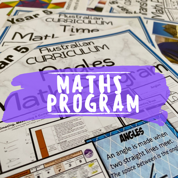 Maths Program