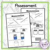 Year 2 Measurement Maths Program