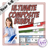 Australian Curriculum Year 5/6 Ultimate Composite Bundle