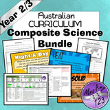 Australian Curriculum Year 2/3 Ultimate Composite Bundle