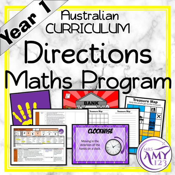 Year 1 Directions Maths Program