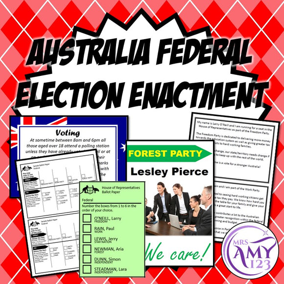 Australian Federal Election Enactment