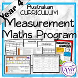 Year 4 Measurement Maths Program