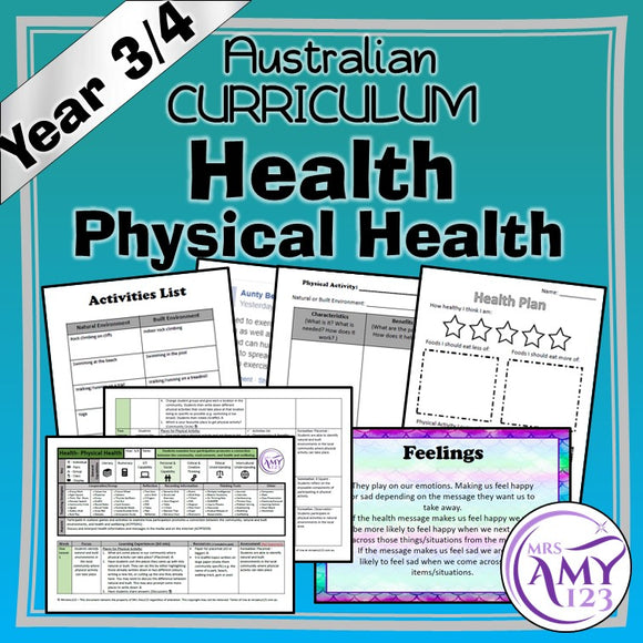 Year 4 Australian Curriculum Checklists