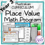 Year 3 Place Value Maths Program