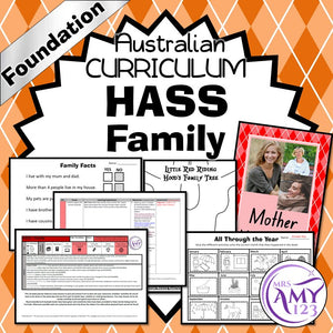 Foundation HASS Families Unit