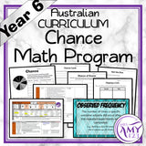 Year 6 Chance Maths Program