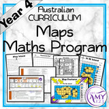 Year 4 Maps Maths Program