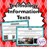 Technology - Information Texts