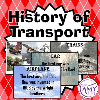 History of Transport