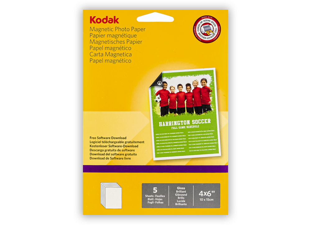Kodak Magnetic Photo Glossy