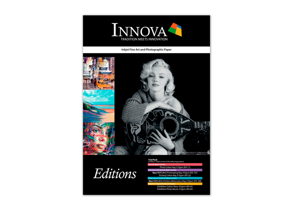 Innova Editions Sample Pack