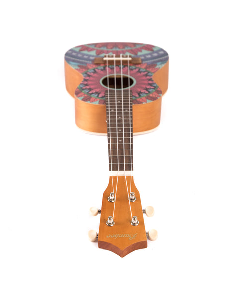 UKELELE SOPRANO BAMBOO NEW HOPE + FUNDA