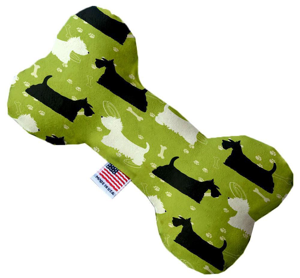 Scottie and Westie Canvas Dog Toys - staygoldendoodle.com