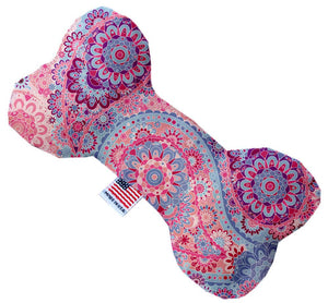 Pink Bohemian Canvas Dog Toys - staygoldendoodle.com