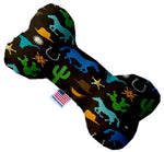 Western Fun Canvas Dog Toys - staygoldendoodle.com