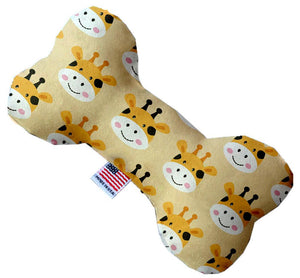 Georgie the Giraffe Canvas Dog Toys - staygoldendoodle.com