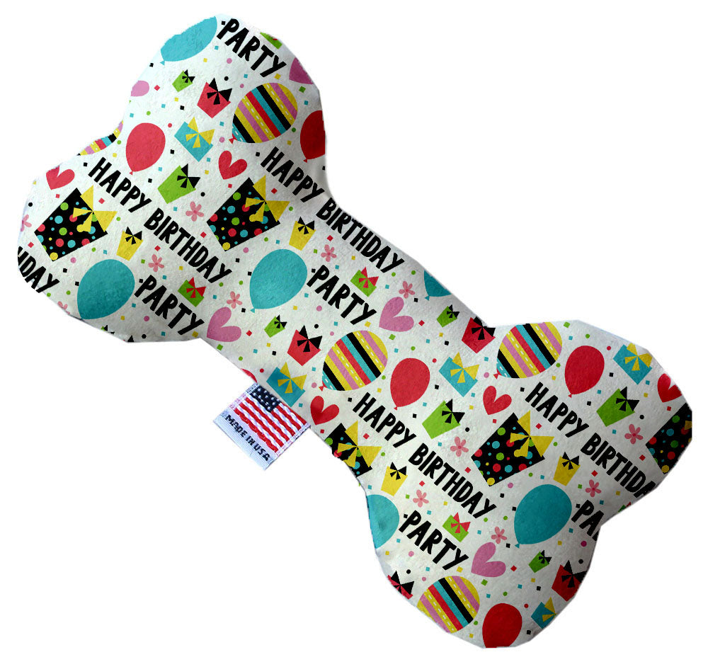 Happy Birthday Stuffing Free Dog Toys - staygoldendoodle.com