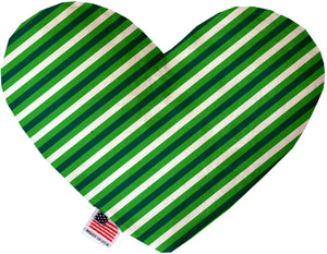 St. Patrick's Stripes Canvas Dog Toys - staygoldendoodle.com
