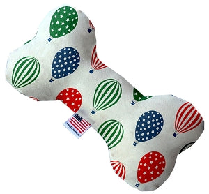 Hot Air Balloons Stuffing Free Heart Dog Toys - staygoldendoodle.com
