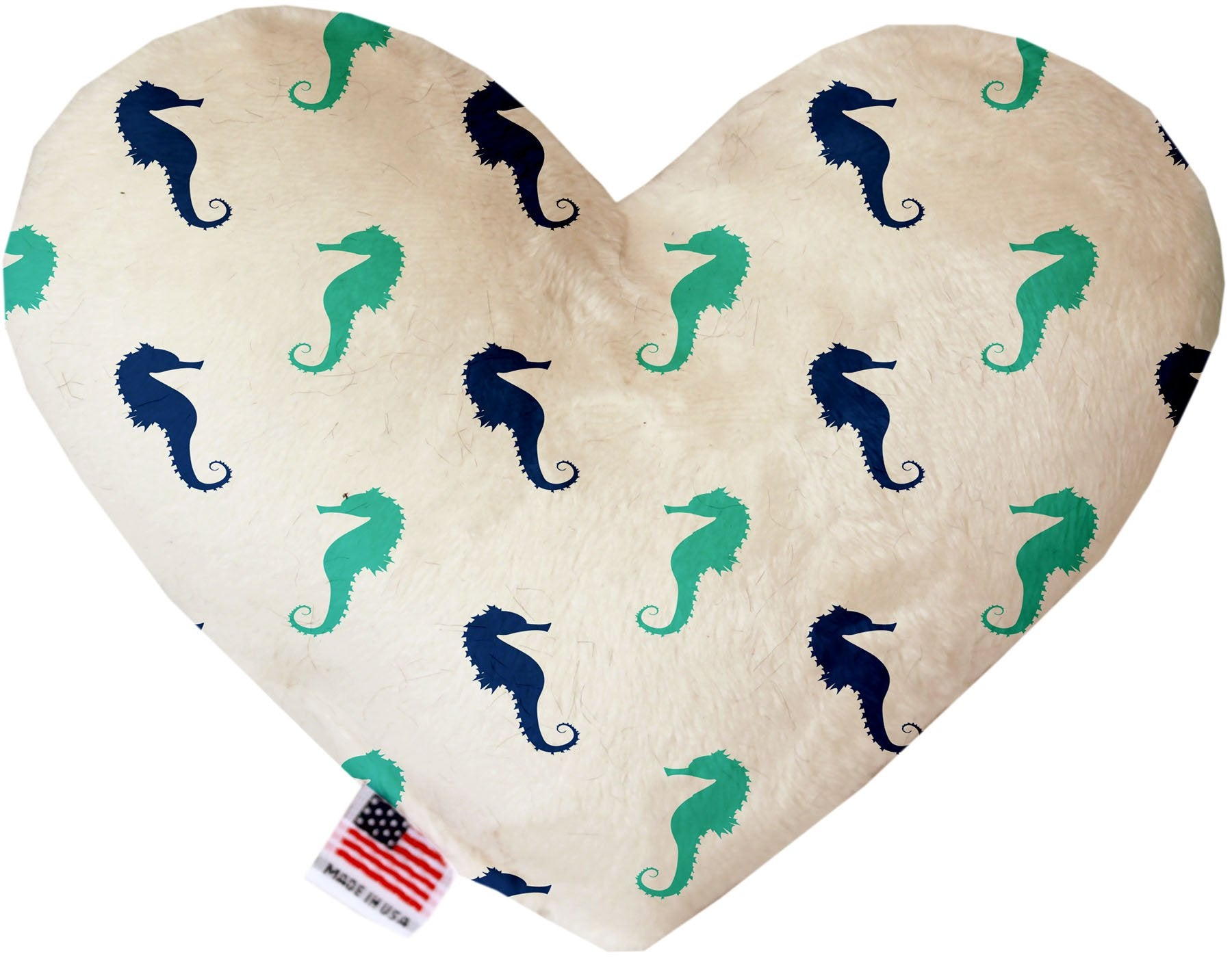 Seahorses Canvas Dog Toys - staygoldendoodle.com