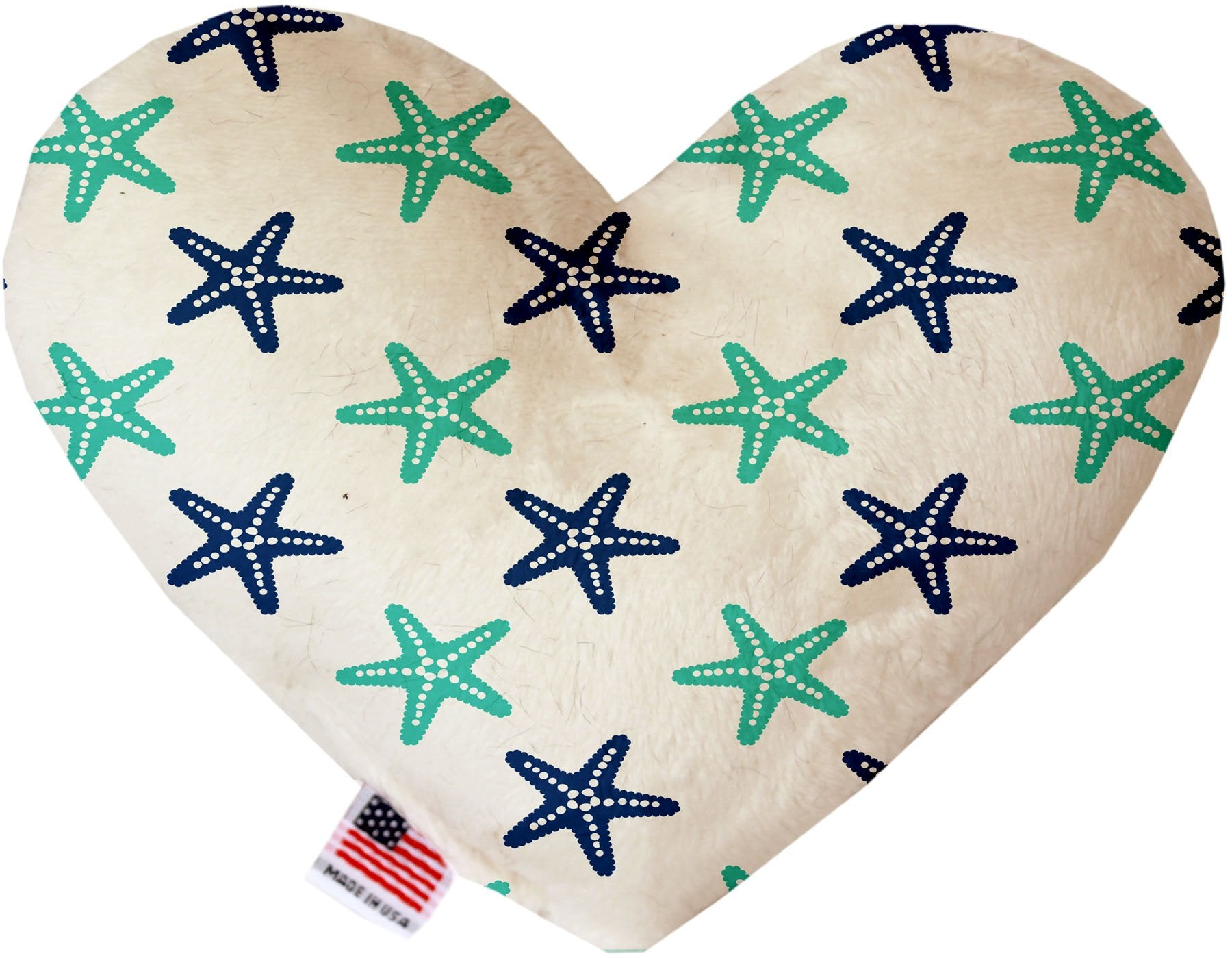 Starfish Canvas Dog Toys - staygoldendoodle.com