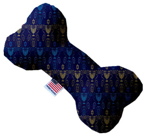 Menorah Madness Canvas Dog Toys - staygoldendoodle.com