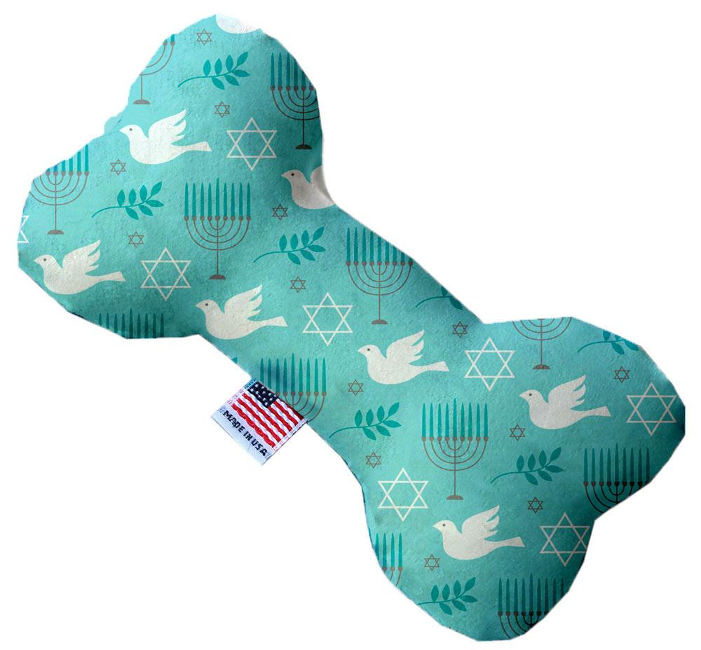 Peace and Hanukkah Canvas Dog Toys - staygoldendoodle.com