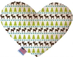 Mountain Moose Canvas Dog Toys - staygoldendoodle.com