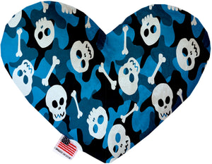 Skulls Canvas Dog Toys - staygoldendoodle.com