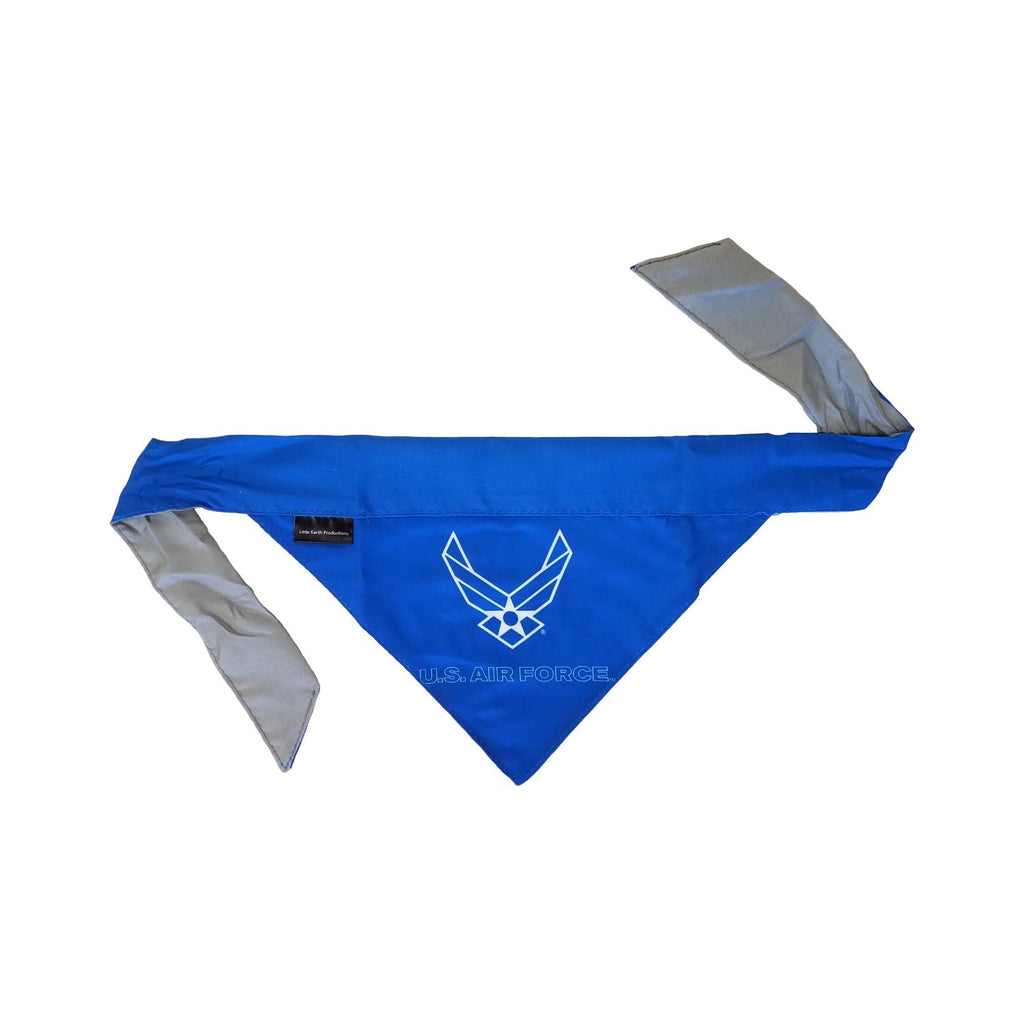 US Air Force Pet Reversible Bandana - staygoldendoodle.com