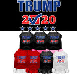 Trump 2020 Screen Print Check Box Dress from StayGoldenDoodle.com