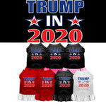Trump 2020 Screen Print Dress from StayGoldenDoodle.com