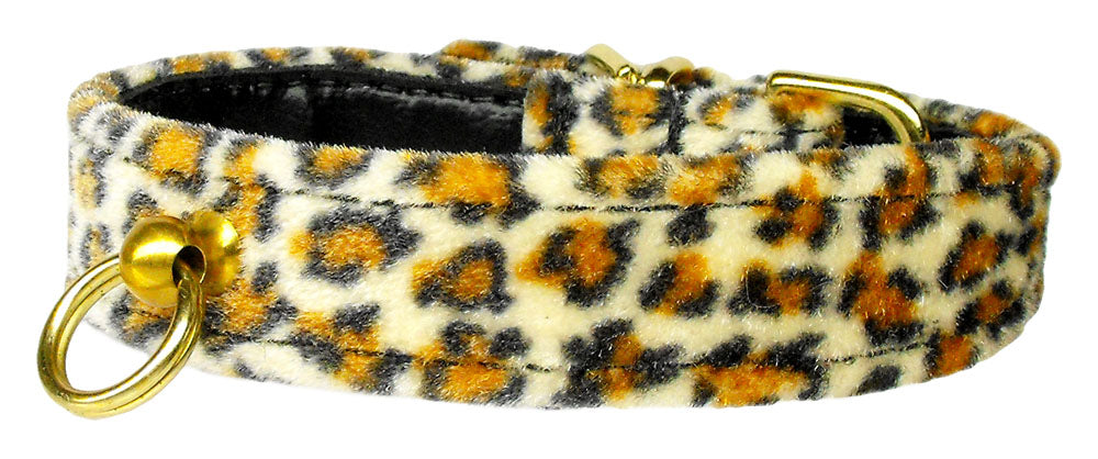 Jaguar Animal Print Dog Collar - staygoldendoodle.com