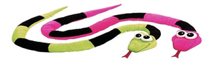 Neon Snakes Pet Toy Set - staygoldendoodle.com