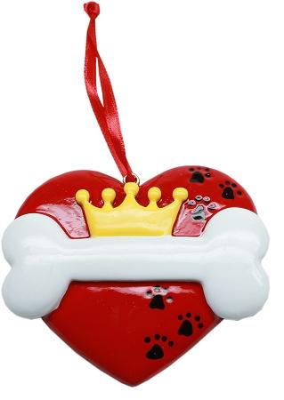 Royal Pet Christmas Ornament - staygoldendoodle.com