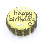 Classic Cakes - Yellow (Personalized) Perishable