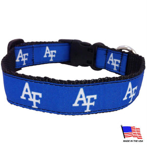 Air Force Pet Collar - staygoldendoodle.com