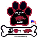 Arkansas Razorbacks Car Magnets - staygoldendoodle.com