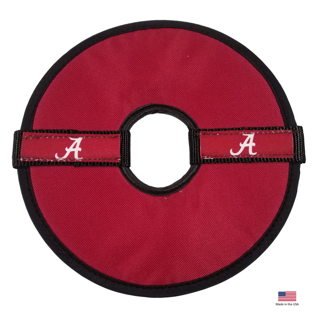 Alabama Crimson Tide Flying Disc Toy
