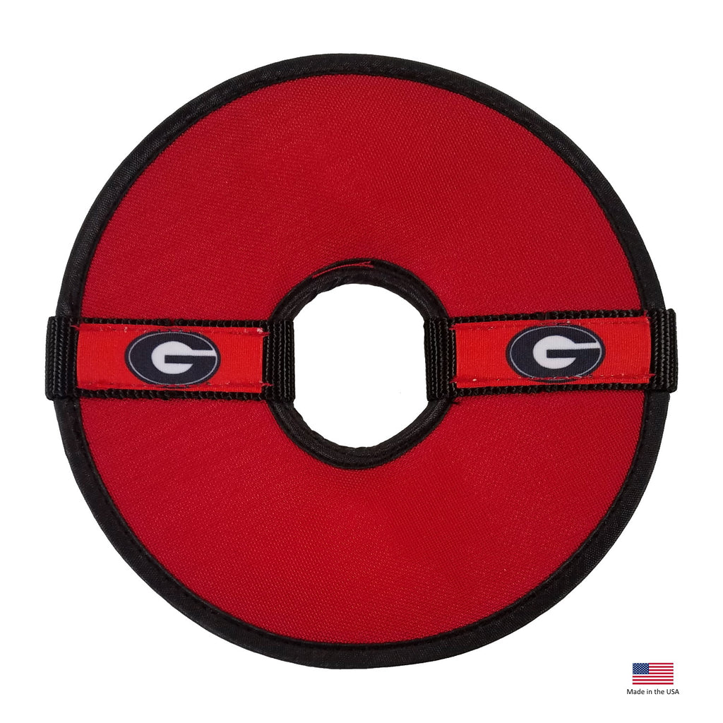 Georgia Bulldogs Flying Disc Toy