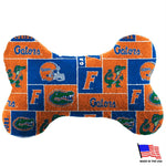 Florida Gators Plush Bone Toy - staygoldendoodle.com